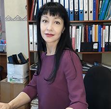 Игитханян Людмила Константиновна